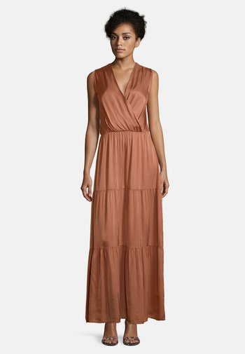 Maxi dress - rawhide