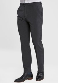 Next - Oblekové kalhoty - grey - 0
