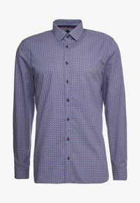 OLYMP - OLYMP NO.6 SUPER SLIM FIT  - Formal shirt - rot - 5