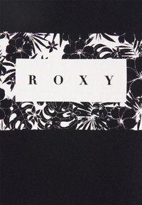 Roxy - EPIC AFTERNOON CORPO - Triko spotiskem - anthracite - 2