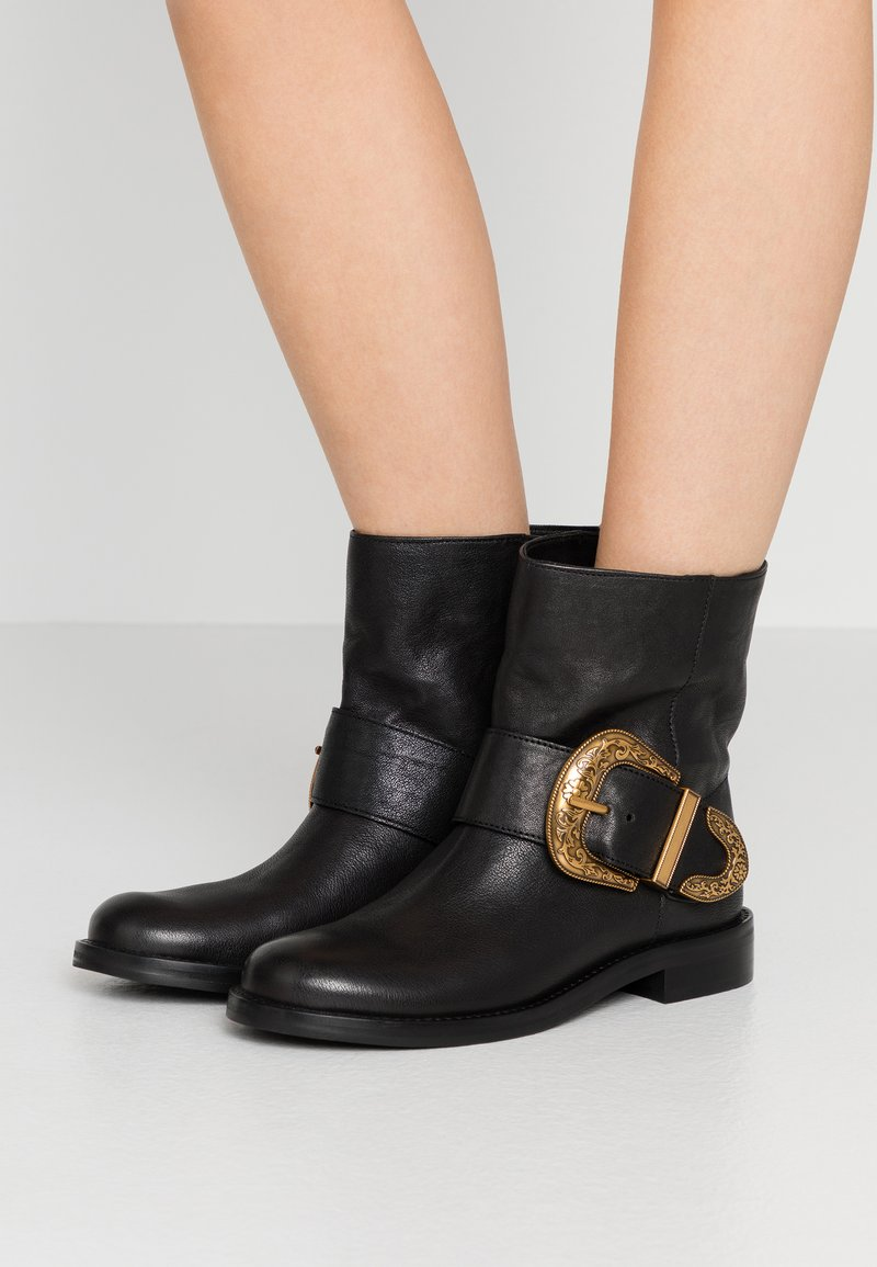 TWINSET - Classic ankle boots - nero