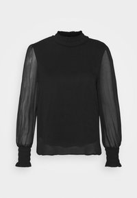 Vero Moda - VMSMILLA - Blouse - black - 5