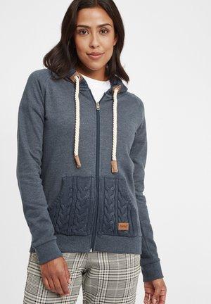 MATILDA - Zip-up hoodie - ins bl mel