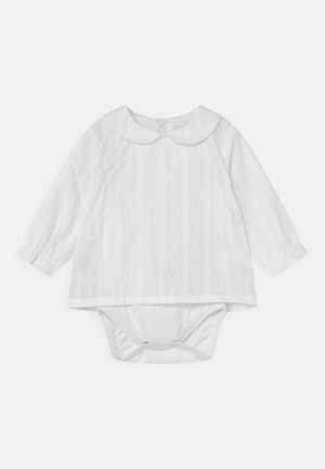 NBFNELLA - Blouse - bright white