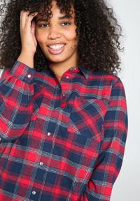 Paprika - Button-down blouse - red - 2