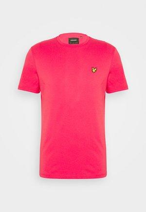 PLAIN - T-shirts - geranium pink