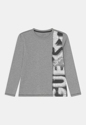 JUNIOR - Long sleeved top - light heather grey