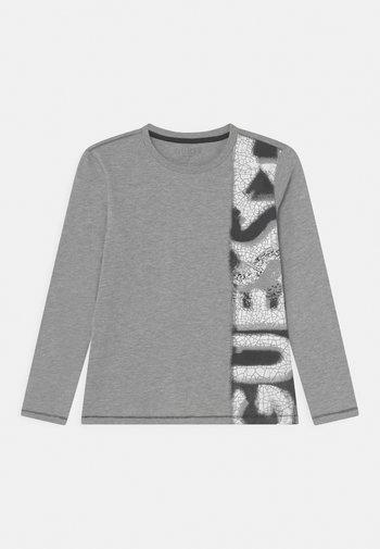JUNIOR - Maglietta a manica lunga - light heather grey