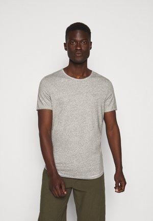 CLIFF - Basic T-shirt - silver