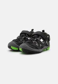 Pax - HAIK UNISEX - Walking sandals - black - 1