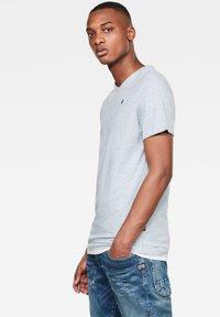 G-Star - BASE-S - Basic T-shirt - thermen htr - 2