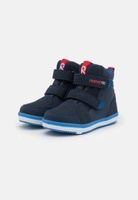 Reima - SHOES PATTER UNISEX - Hiking shoes - navy - 1