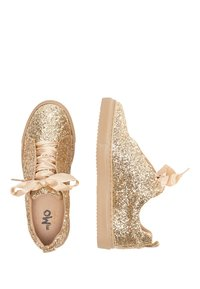 myMo at night - Sneakers laag - gold glitter - 4