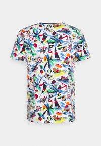 Polo Ralph Lauren - Printtipaita - multi-coloured/white - 1