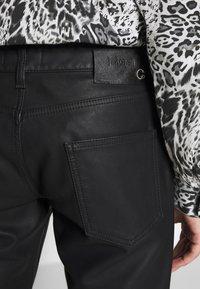 Just Cavalli - PANTS FIVE POCKETS - Trousers - black - 3