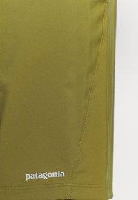 Patagonia - TERREBONNE SHORTS - Shorts - palo green - 3
