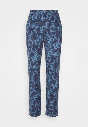 TARA - Straight leg jeans - blue