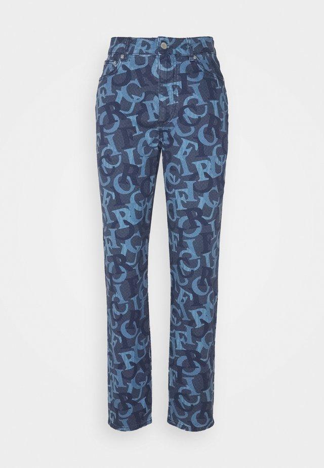 TARA - Jeans straight leg - blue