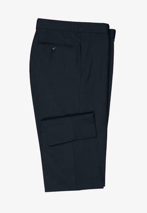 Suit trousers - blau