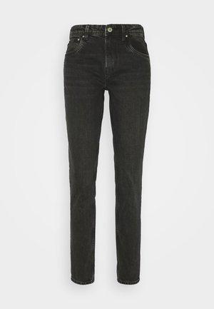 VIOLET - Relaxed fit jeans - black denim