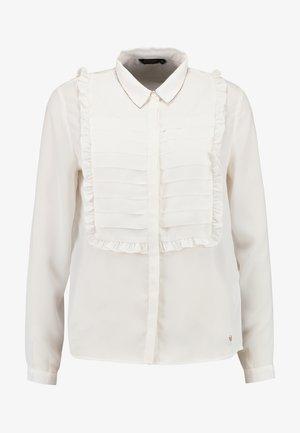 WILEM - Skjortebluser - white