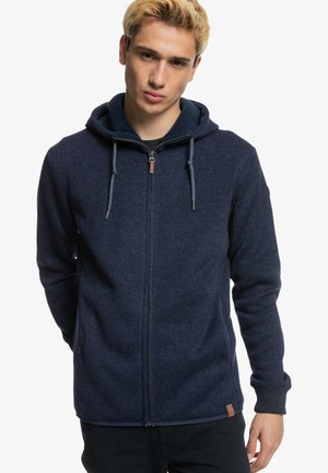 KELLER - Zip-up sweatshirt - parisian night
