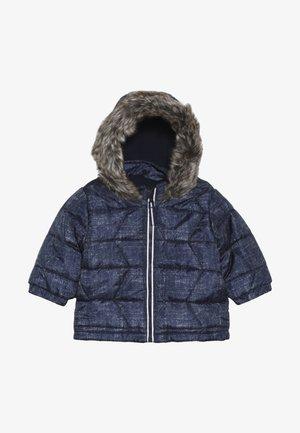 NBMMANNY JACKET - Zimní bunda - dress blues
