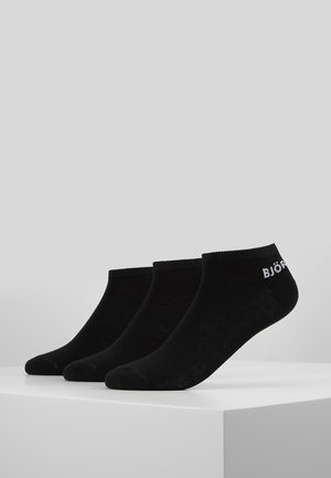 ESSENTIAL STEP SOCK 3PACK - Strumpor - black