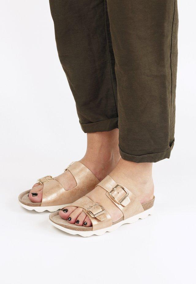 PADUA POLAR - Sandaler - beige