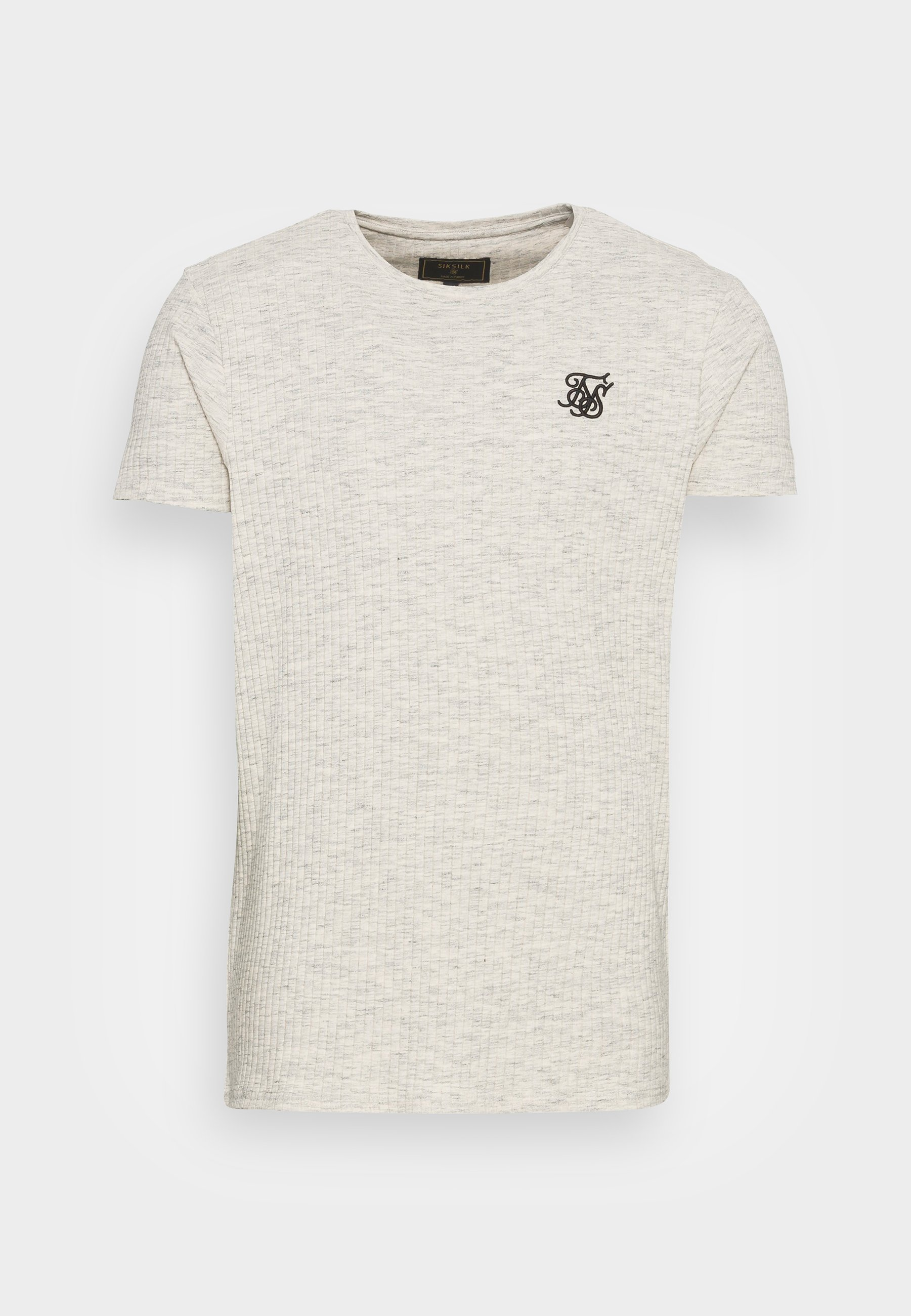 Men SIKSILK TEE - Basic T-shirt