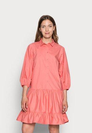 KINE - Shirt dress - lantana