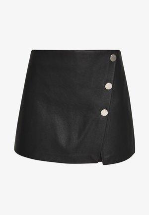 ONLLIVA - Mini skirt - black