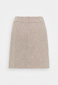 RIANI - Mini skirt - topaz - 1
