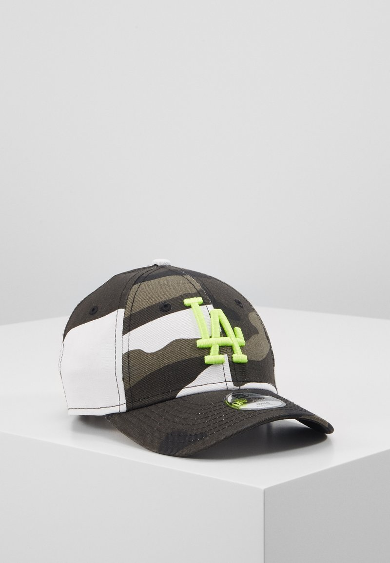 New Era - KIDS CAMO ESSENTIAL 9FORTY - Kšiltovka - grey