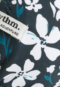 Rhythm - FIELDS SLIDE TRI - Bikini top - atlantic - 2