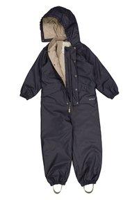 Wheat - THERMO RAINSUIT AIKO - Snowsuit - deep blue - 2