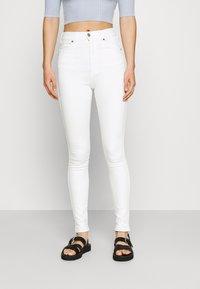 Dr.Denim - MOXY - Jeans Skinny Fit - off white - 0