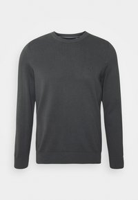 CREW NECK - Jumper - gray