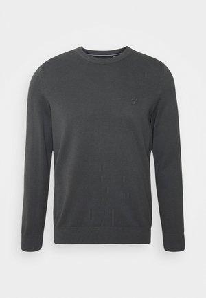 CREW NECK - Jumper - gray