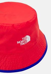 The North Face - SUN STASH HAT UNISEX - Hat - horizon red/blue - 4