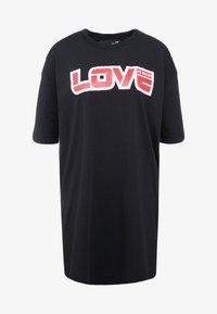 Love Moschino - Blousejurk - black - 3