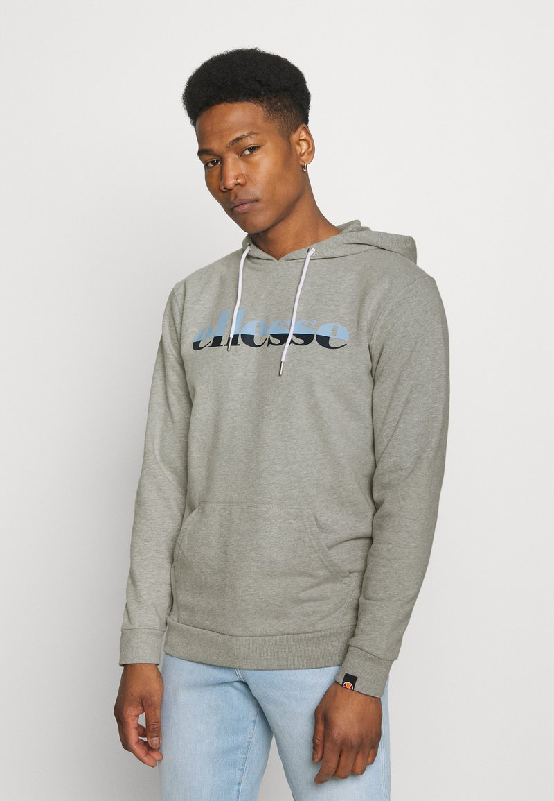 Ellesse - ELIANO - Print T-shirt - grey
