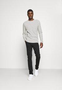 Scotch & Soda - SKIM - Slim fit jeans - stay black - 1