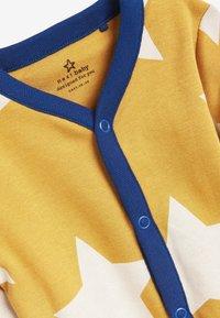 Next - 3 PACK COLOURBLOCK FOOTLESS SLEEPSUITS - Sleep suit - blue - 5
