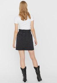 Noisy May - A-line skirt - black - 2