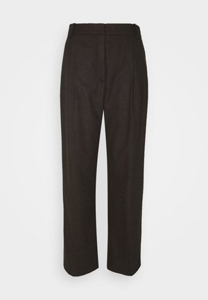 SOPHIE TROUSERS - Bukse - black