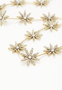 J.CREW - PAVE DAISY NECKLACE - Collier - crystal - 4