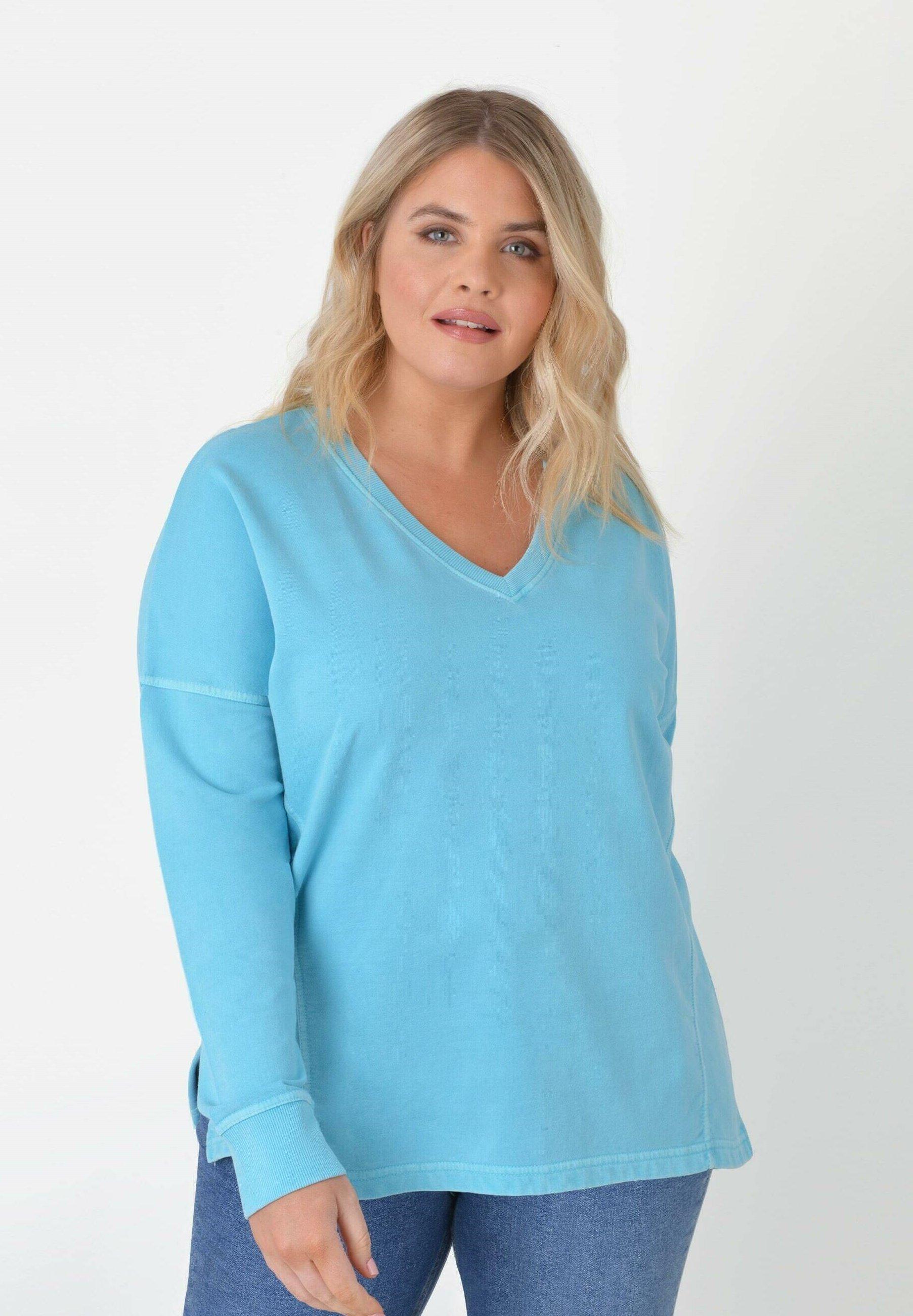 Femme V NECK - Sweatshirt