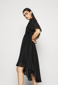 DESIGNERS REMIX - SONIA VOLUME DRESS - Occasion wear - black - 3