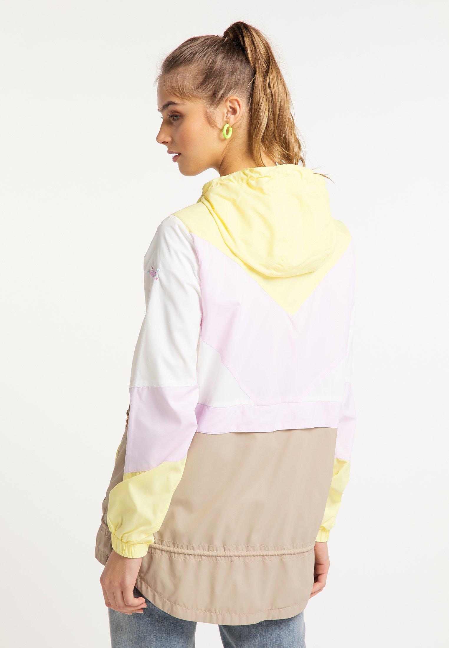 myMo Leichte Jacke yellow/gelb